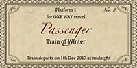 Passenger 8